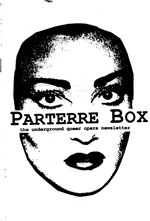parterre box, issue 8