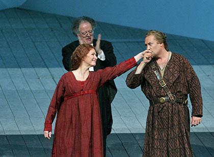 Ken Howard, Metropolitan Opera