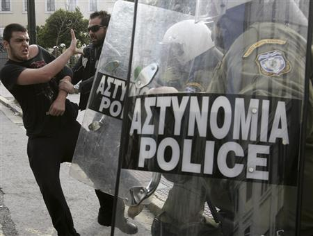 GREECE-PROTEST/