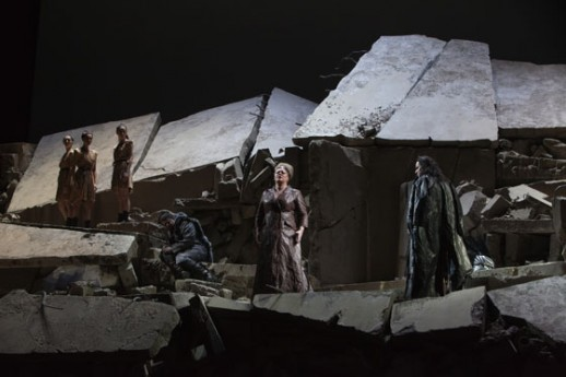 Photo by Ken Howard, courtesy of the Metropolitan Opera, via fashionista.com