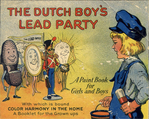 Dutch_Boys_Lead_Party_1923