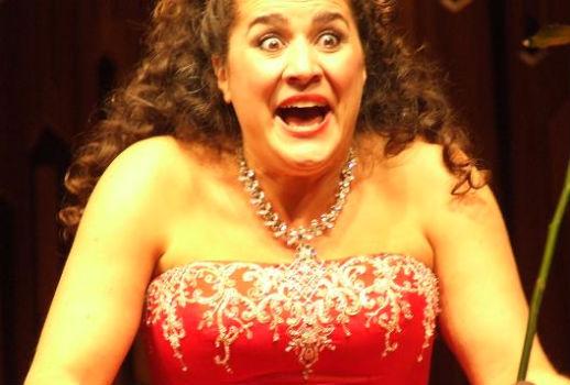 The bald mezzo-soprano