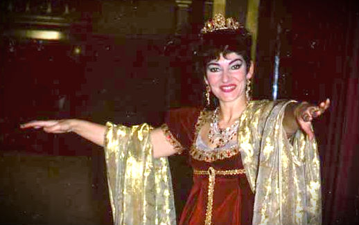 Maria Callas On Stage La divina was born on (or