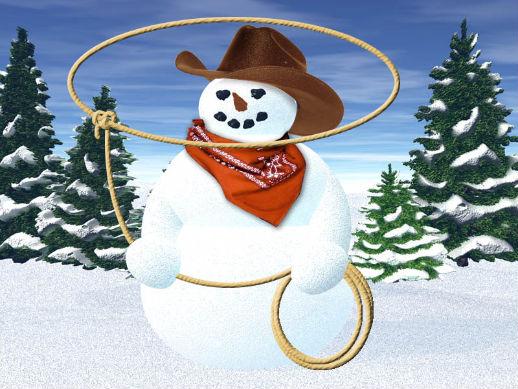 cowboy_snowman