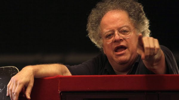 James Levine Out of the past parterre box