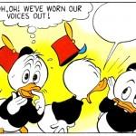 Les trois canards