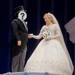 The man on the wedding cake