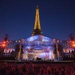 Concert de Paris à l'occasion du 14 Juillet