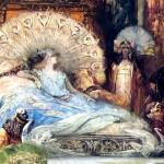 Theodora goes wild