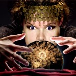 Cieca as fortuneteller