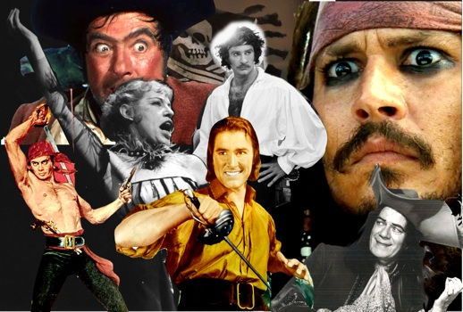 A passel of pirates