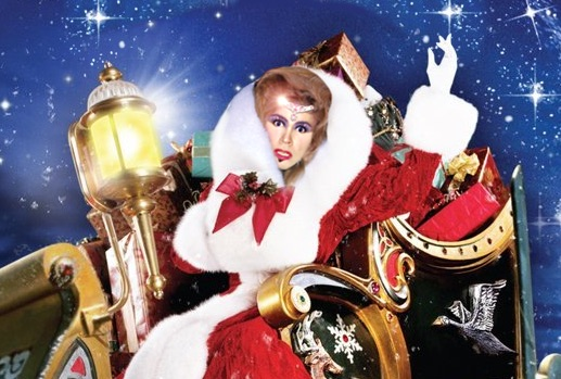This will simply sleigh you, dear