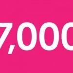 seven thousand