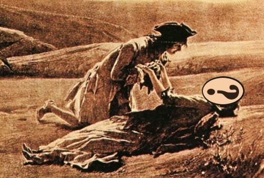 La deserta donna