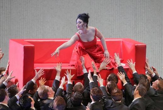 Telecast: La Traviata