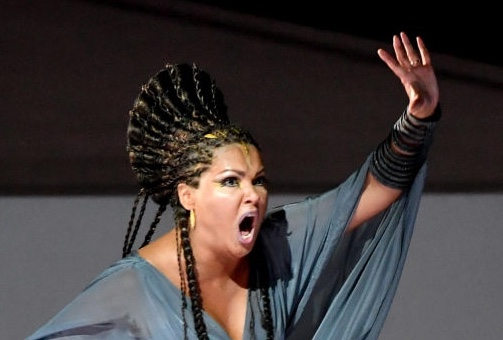 Anna Netrebko Hot