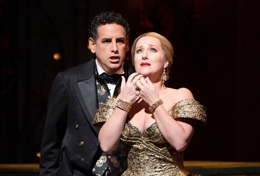 Broadcast: La Traviata