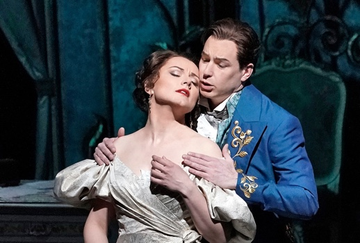 Broadcast: La traviata