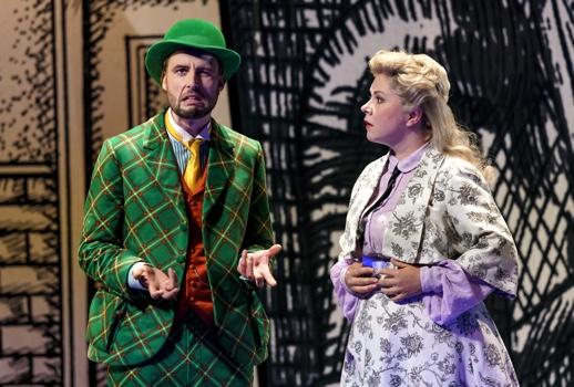 Broadcast: Die Zauberflöte