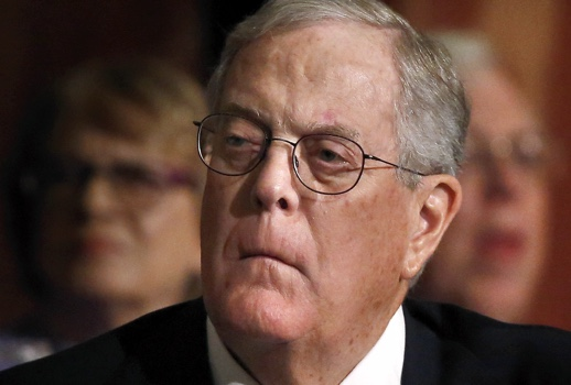 Things go better without Koch